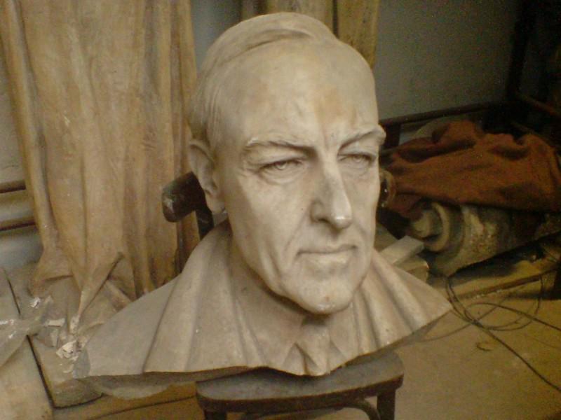 Socha Woodrowa Wilsona