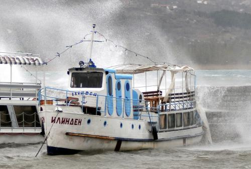 Makedonská loď Ilinden