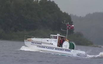 Výzkumná loď