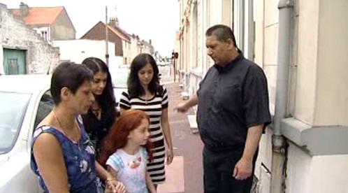 Rodina Erosových ve Francii