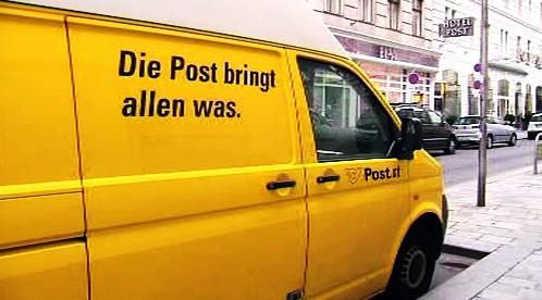 Rakouská pošta