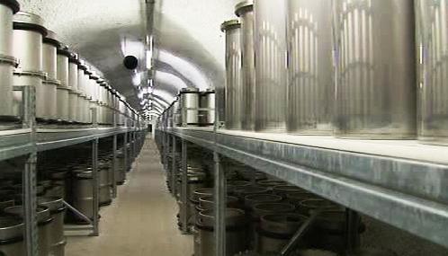 Archiv mikrofilmů v Oberriedu