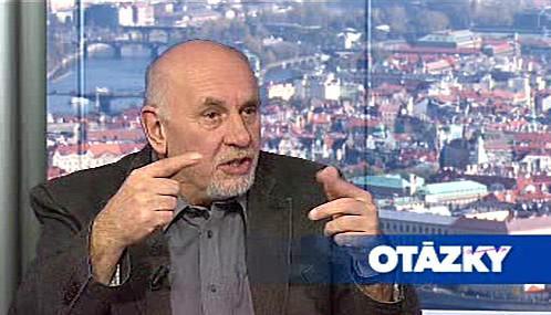Pavel Rychetský v OVM