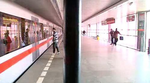 Provoz metra