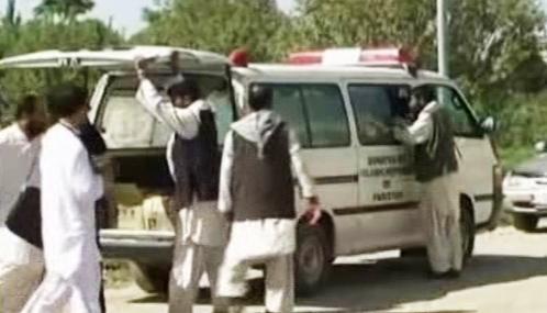 Afghánská sanitka