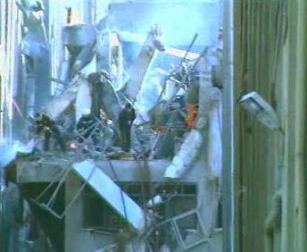 Výbuch továrny