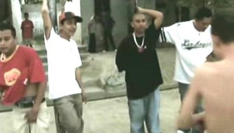 Pouliční gang