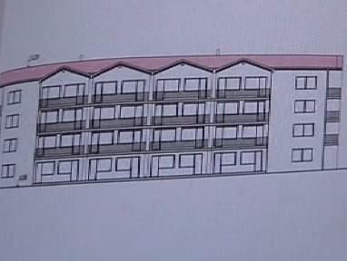 Plán bytového domu