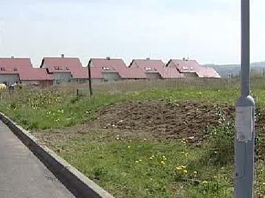 Stavební pozemky v Jenišově