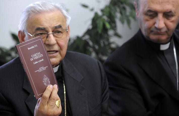 Nová papežská encyklika