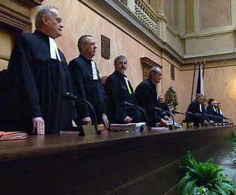 Soudci Ústavního soudu