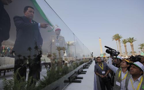 Oslavy 40. výročí svržení monarchie v Libyi