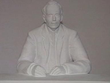 Návrh sochy starosty Ulricha