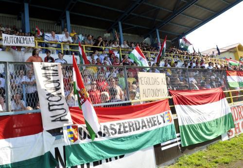 Protest proti slovenskému jazykovému zákonu