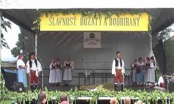 Dožínkové chmelařské slavnosti