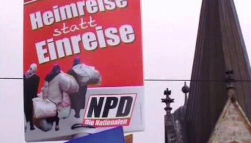 Německá ultrapravicová NPD