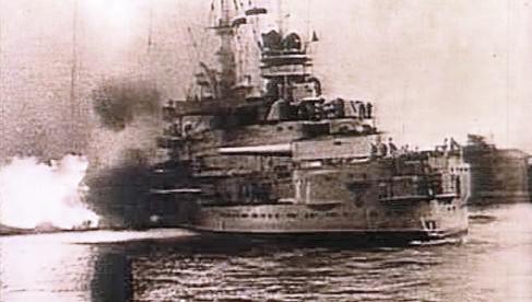 Bitevní loď Schleswig-Holstein