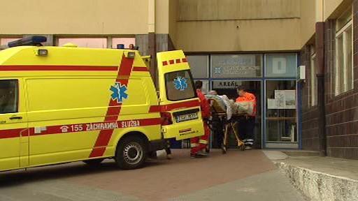 Areál nemocnice