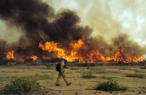 Kalifornské požáry
