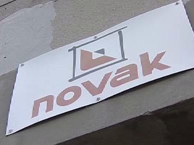 Logo firmy Novak CV