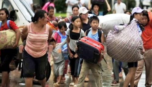 Etničtí Číňané v Barmě