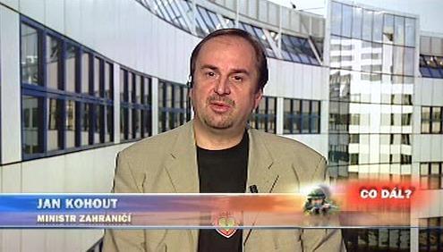 Jan Kohout v OVM
