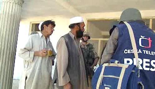Česká televize v Afghánistánu