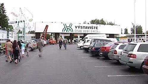 Českobudějovické výstaviště