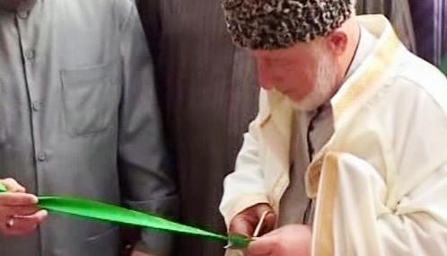 Otevření islámské univerzity v Grozném