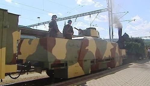 Pancéřový vlak Štefánik