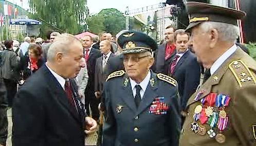 Veteráni Slovenského národního povstání