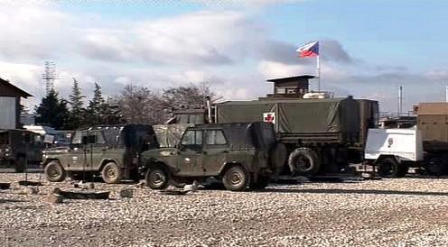 Zahraniční mise české armády