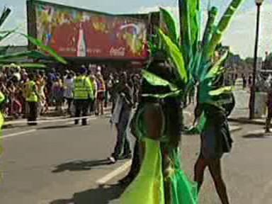 Karneval v Notting Hillu