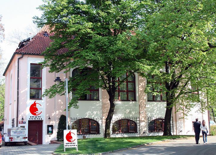 Divadlo Čertovka