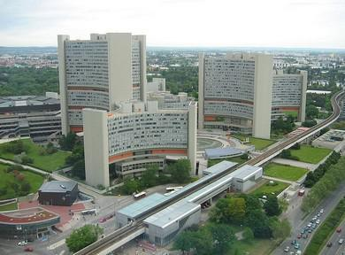 Sídlo OSN ve Vídni