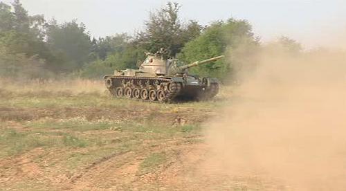 Západoněmecký tank Leopard 1