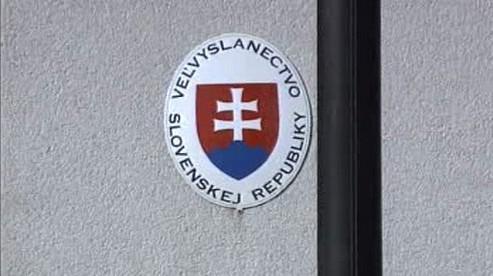 Ambasáda Slovenska v Budapešti