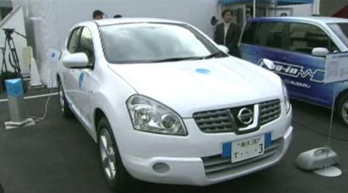 Tokijský elektromobil