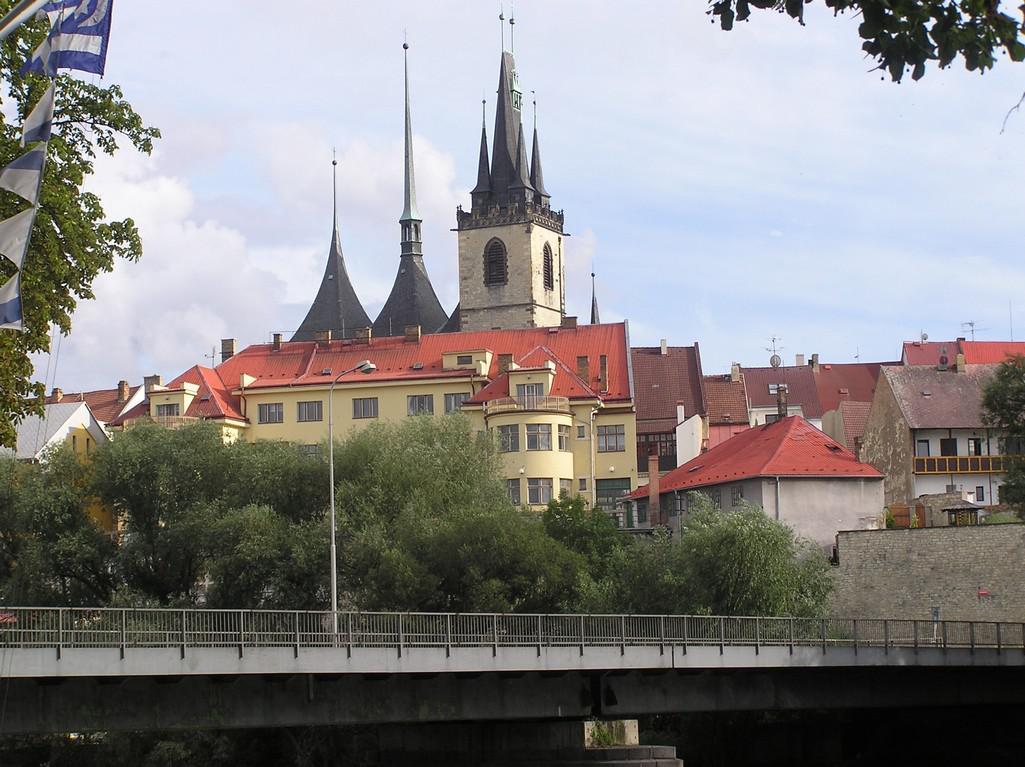 Louny - chrám sv. Mikuláše