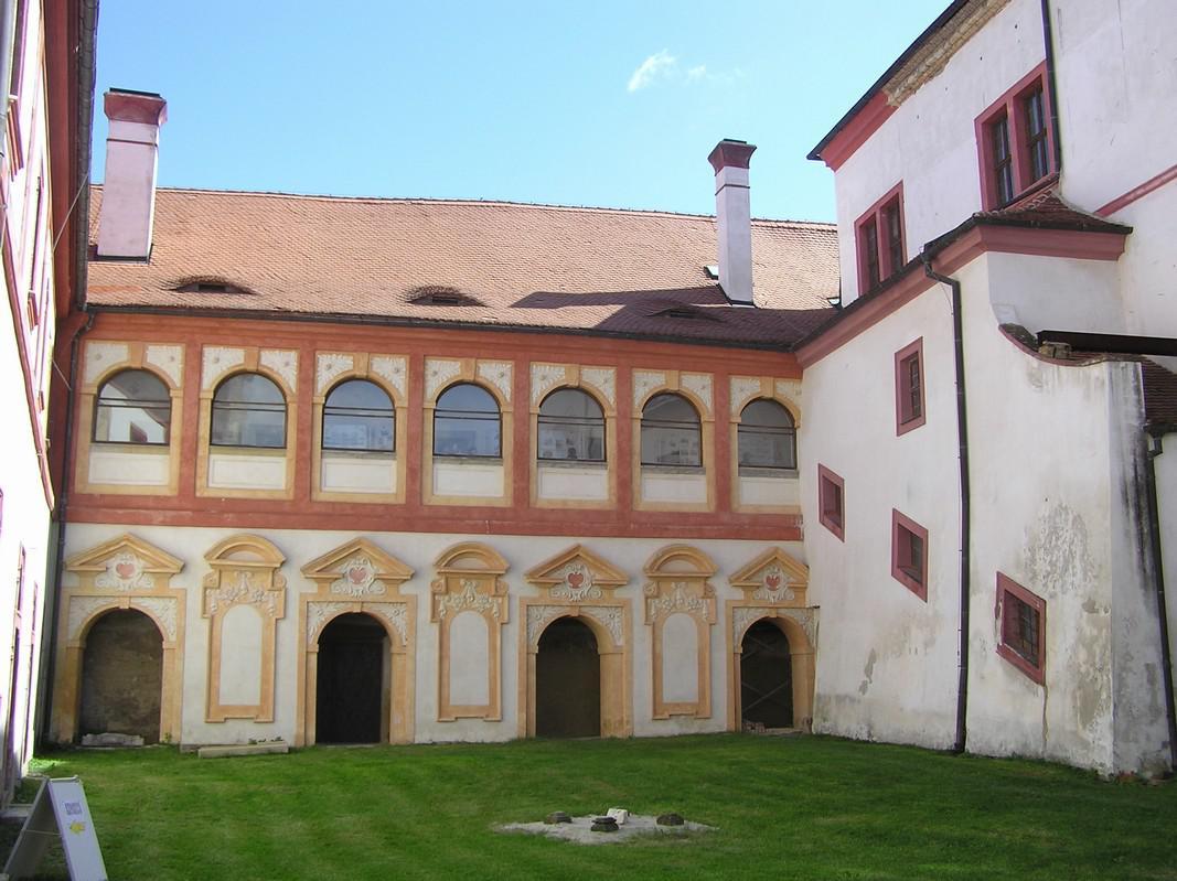 Louny - Nový hrad