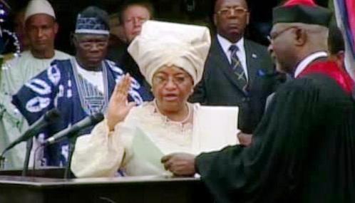 Ellen Johnsonová-Sirleafová