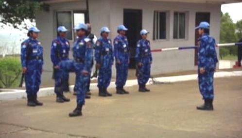 Indické policistky