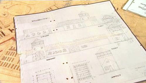 Plány vyhlazovacího tábora v Ovětimi