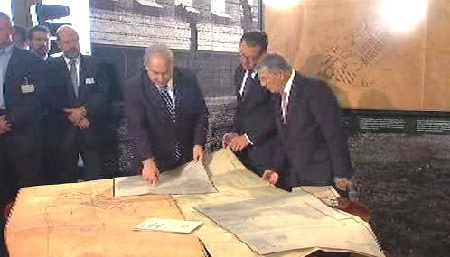 Benjamin Netanjahu převzal plány Osvětimi