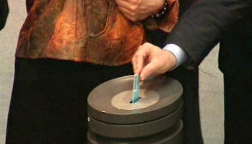 Hlasování ve Spolkovém sněmu