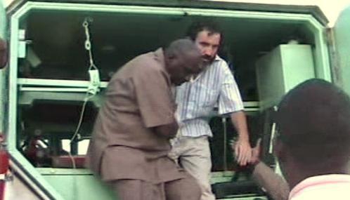 Francouz Marc, který utekl svým somálským únoscům