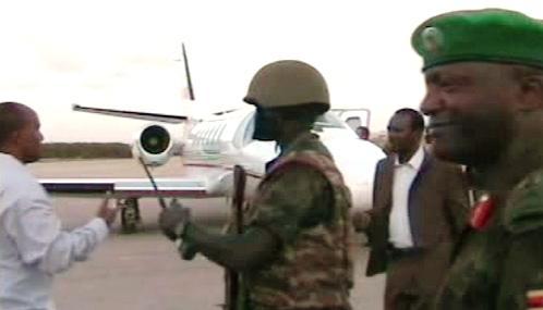 Na odlet uneseného Francouze dohlížela somálská armáda
