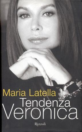 Kniha Tendenza Veronica o Berlusconiho soukromí