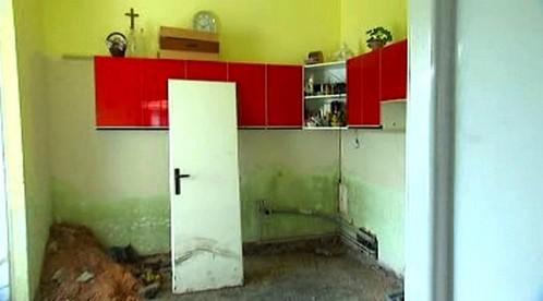 Vyplavený dům