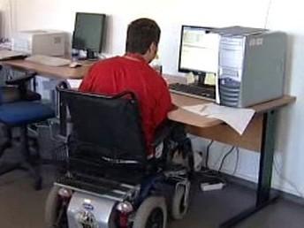 Zaměstnanec s postižením